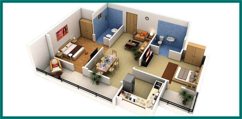 План звукоизоляции квартир под ключ