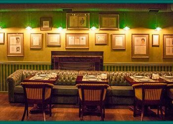 ресторан и шумоизоляция